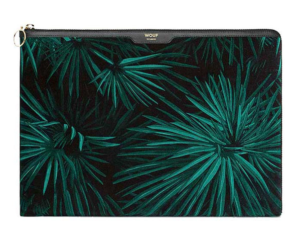 "WOUF - AMAZON 13"" - LAPTOP VELOUR SLEEVE"