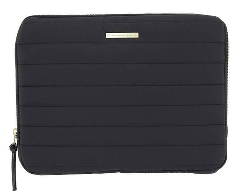 "Day GW Puffer Folder Black 13"" computer sleeve"