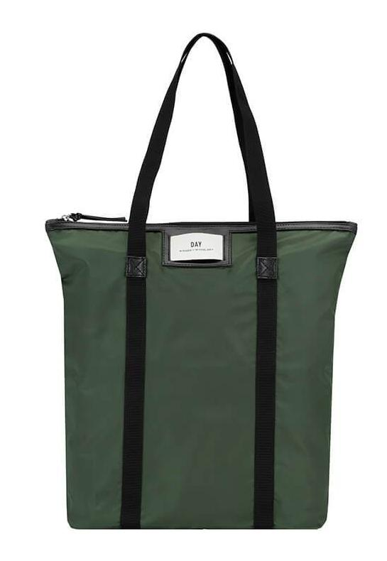 DAY Gweneth Tote - Black Forrest - computertaske