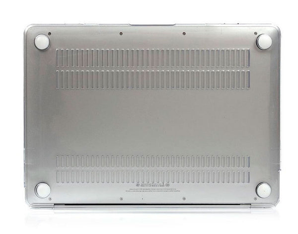 Transparent gennemsigtig cover til Macbook air 13