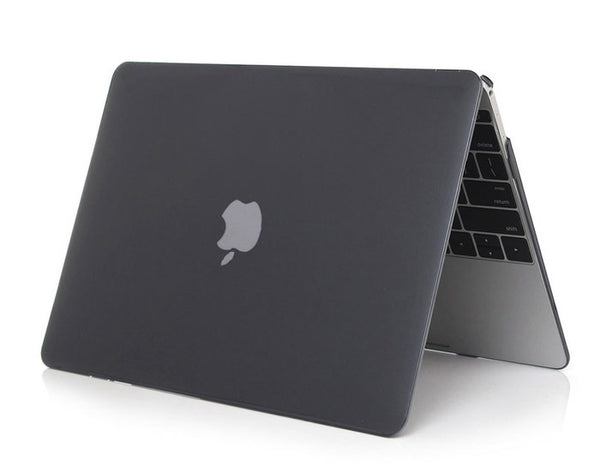 Transparent sort cover til Macbook air