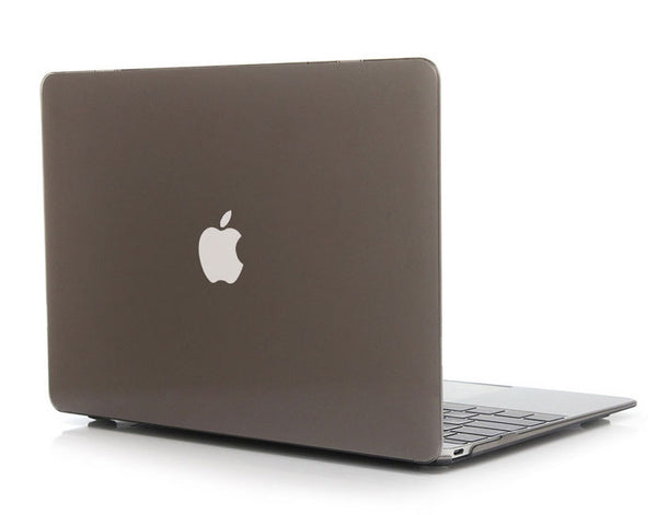Transparent grå cover til Macbook air