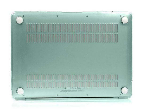 Transparent mint cover til Macbook air