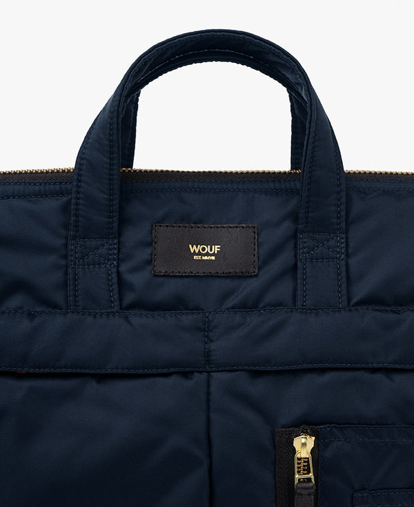WOUF NAVY BOMBER Computer sleeve