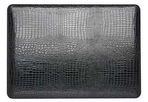Snake skin MacBook Air cover Sort