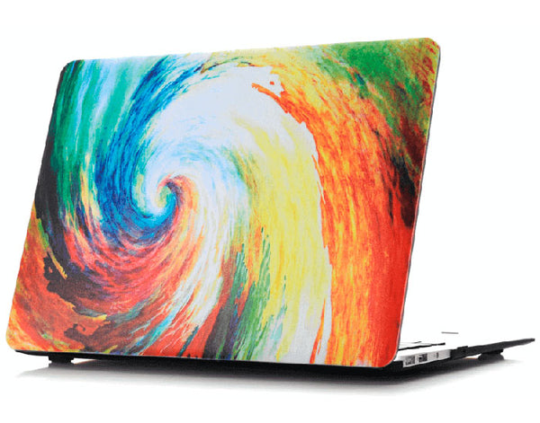 Swirl Macbook Air cover 11""
