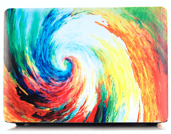 Swirl Macbook Air cover 11