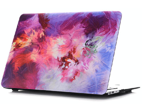 Purple dream Macbook Air cover