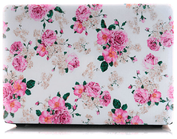 Flower power Macbook Pro cover