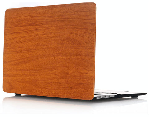 Alder wood Macbook Air cover