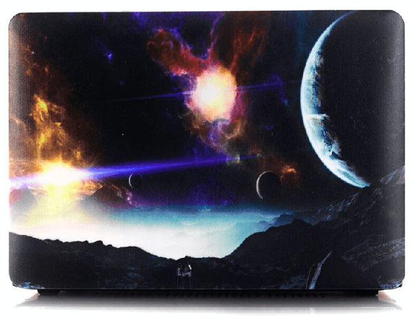 Night sky Macbook Air cover