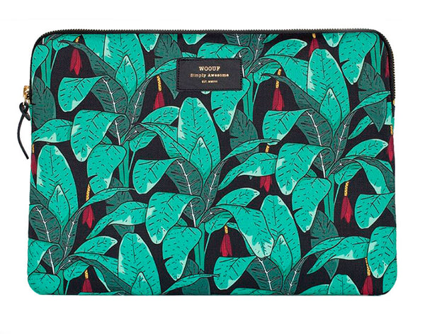 "WOOUF - JUNGLE 13"" - LAPTOP SLEEVE"