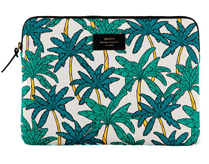 "WOOUF - PALMS 13"" - Laptop sleeve"