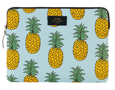 "WOUF - PINEAPPLE 13"" - LAPTOP SLEEVE"