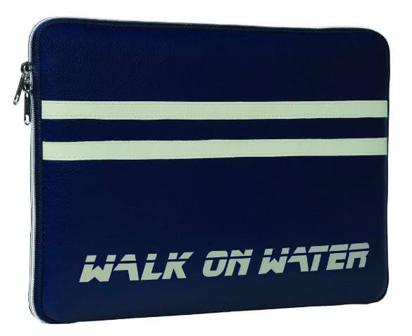 Walk On Water Boarding Sleeve Blåt 13""
