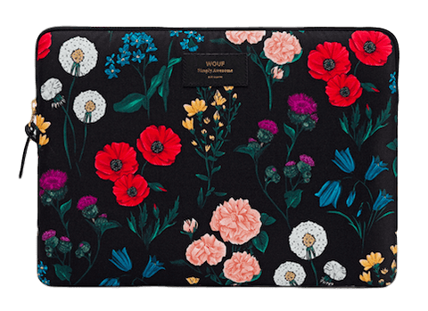 "WOUF - BLOSSOM 13"" - LAPTOP SLEEVE"
