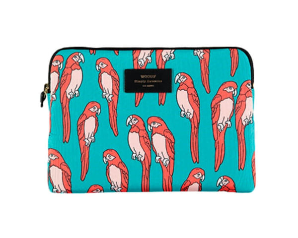 WOUF - Parrots - iPad cover
