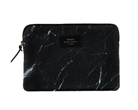 WOUF - Black Marble - iPad mini cover