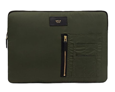 "WOUF - CAMO BOMBER 13"" - LAPTOP SLEEVE"