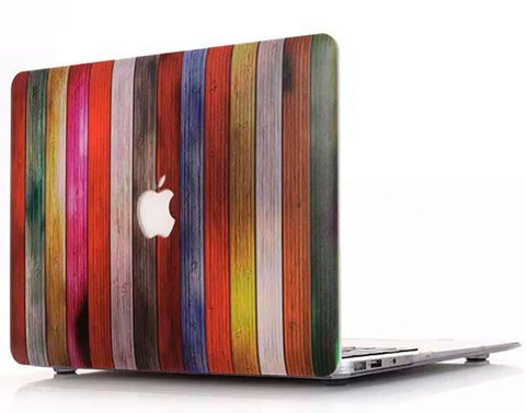 Dirty rainbow MacBook pro 13 cover