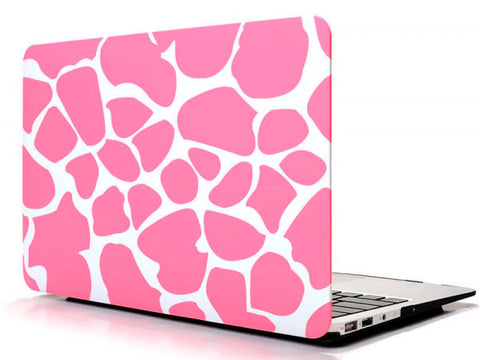 "eSTUFF MacBook Air 13"" Pink Giraffe"