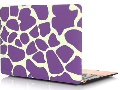 "eSTUFF MacBook Air 13"" Purple Giraffe"