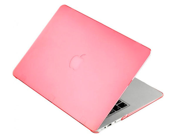 "eSTUFF Pink MacBook Air 13"" Transparent"
