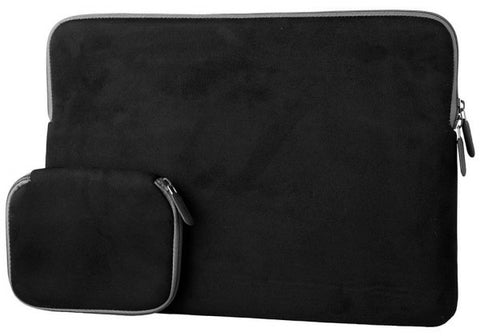 eSTUFF Sleeve for MacBook Sort 11/13/15""