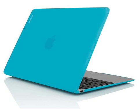 "Feather case Macbook 12"" Blue - Incipio"