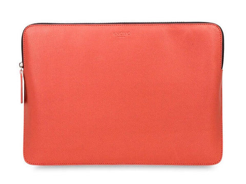 Knomo Copper Embossed Laptop Sleeve MBP 13""