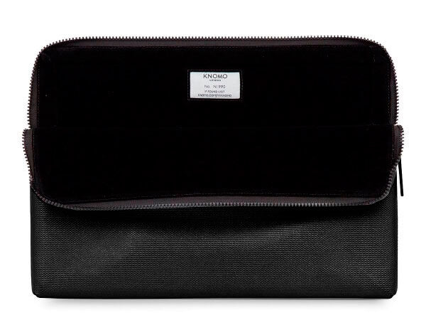 Knomo Sort Embossed Laptop Sleeve MBP 15