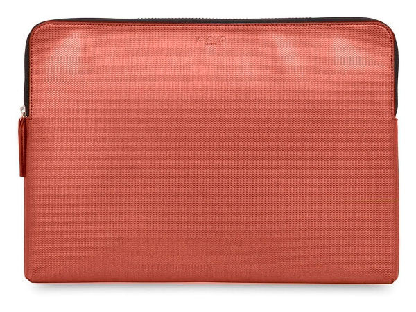 Knomo Copper Embossed Laptop Sleeve MBP 15""
