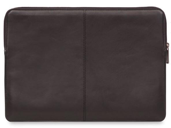 Knomo Leather Sleeve sort 13