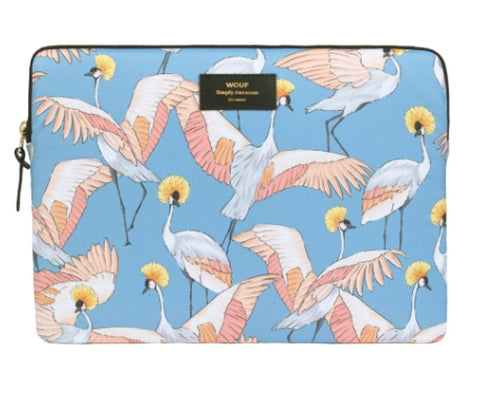 "WOUF - Imperial Heron 13"" - Laptop sleeve"