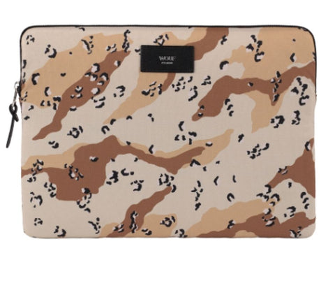 "WOUF - Camo Desert 13"" - Laptop sleeve"