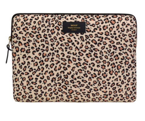 "WOUF - PINK SAVANNAH 13"" - Laptop sleeve"