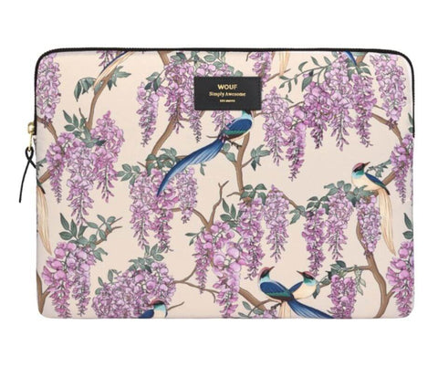 "WOUF - GLYCINE 13"" - Laptop sleeve"