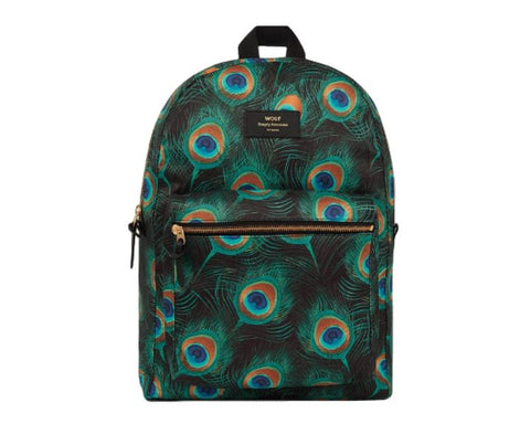 WOUF - Peacock Backpack - Computertaske