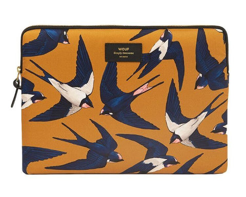 "WOUF - Swallow 13"" - Laptop sleeve"