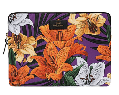 "WOUF - HAWAII 13"" - Laptop sleeve"