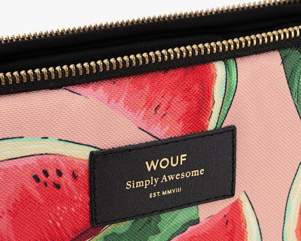 WOUF Computer sleeve - Watermelon