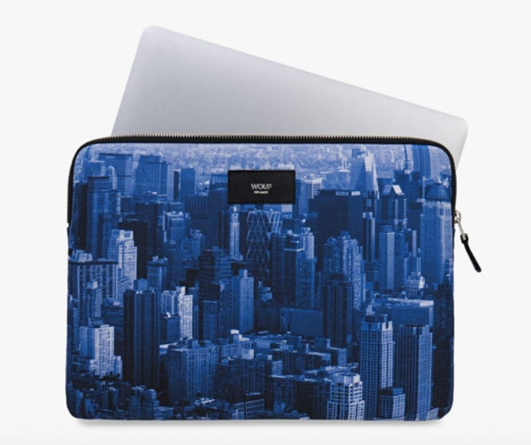 Macbook sleeve WOUF