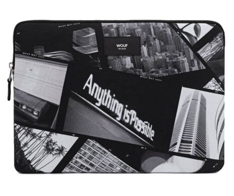 "WOUF - Anything is possible 13"" - Laptop sleeve"