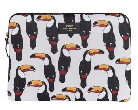 "WOUF - TUCAN 13"" - LAPTOP SLEEVE"