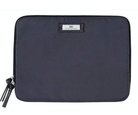 "DAY Gweneth Folder 13"" Navy Blazer computer sleeve"