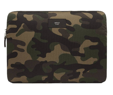 "WOUF - Camouflage 13"" - Laptop sleeve"