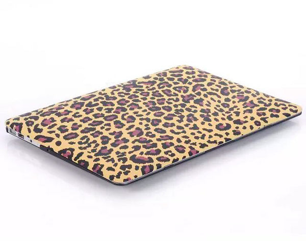 Leopard Macbook pro 13 retina cover