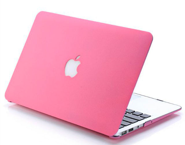 Robust Pink Macbook Air cover