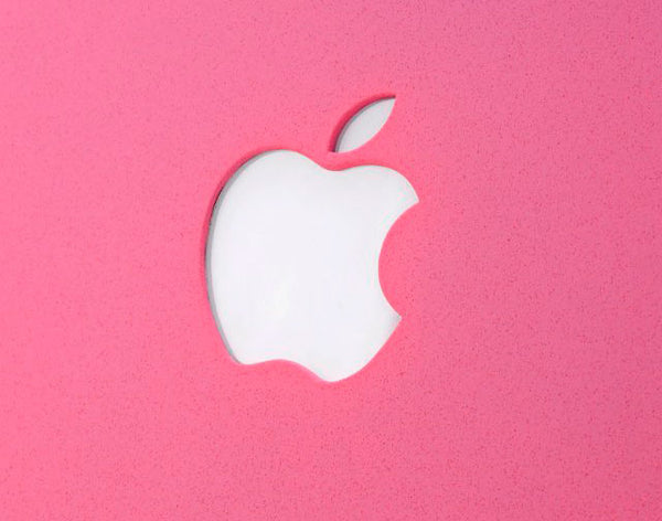 Robust Pink Macbook pro cover