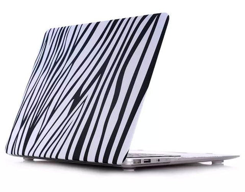 Zebra Macbook Air cover